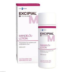 Excipial Mandelöllotion